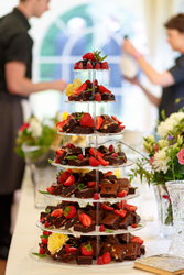 Wedding day catering for Leatherhead, Dorking, Epsom, Reigate, Redhill, Guildford, London, Surrey, West Sussex